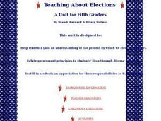 Teaching About Elections Lesson Plan