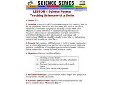 Teaching Science with a Smile Lesson Plan