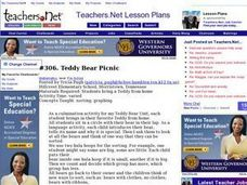 Teddy Bear Picnic Lesson Plan