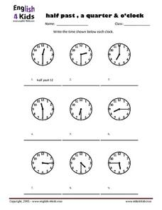 "Telling Age Worksheet: Handwriting Practice- ""I'm three."" Worksheet"