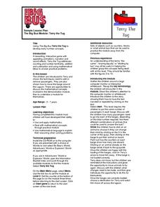 Terry the Tug Lesson Plan