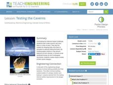 Testing the Caverns Lesson Plan