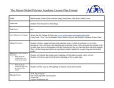 The Akron Global Polymer Academy Lesson Plan Format Lesson Plan