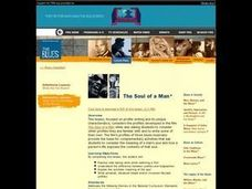 The Blues . Writing . Biographies/Profiles . The Soul of a Man Lesson Plan