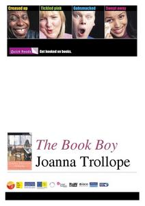 The Book Boy by Joanna Trollope Lesson Plan