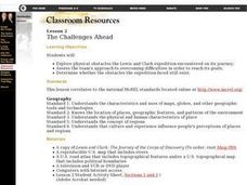The Challenges Ahead Lesson Plan