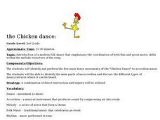 The Chicken Dance Lesson Plan