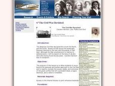The Civil War Revisited Lesson Plan