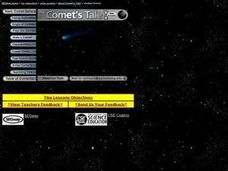 The Comet's Tale Lesson Plan