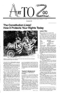 The Constitution Lives! How it Protects Your Rights Today Lesson Plan