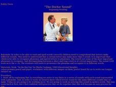 The Doctor Sound Lesson Plan
