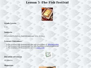 The Fish Festival Lesson Plan