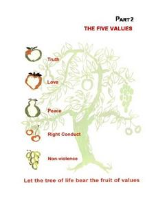 The Five Values Lesson Plan