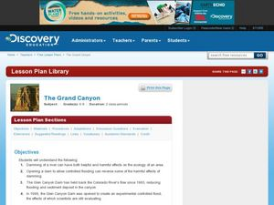 The Grand Canyon Lesson Plan