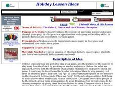 THE GRINCH, SANTA, AND THE CHIMNEY SWEEPERS Lesson Plan