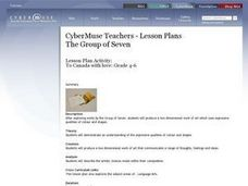 The Group of Seven Lesson Plan