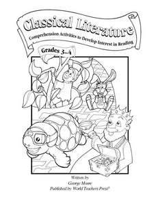 The Hare and the Tortoise Worksheet
