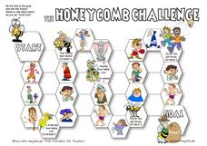 The Honeycomb Challenge: Health Problems Worksheet