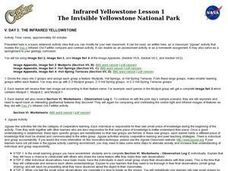 The Invisible Yellowstone National Park Lesson Plan