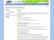 The Island of the Skog Lesson Plan