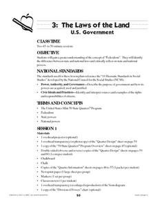 The Laws of the Land Lesson Plan