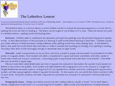 The Letterbox Lesson Lesson Plan