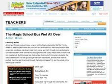 The Magic School Bus Wet All Over Clean-up! Lesson Plan