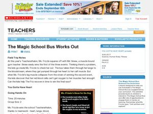 The Magic School Bus Works Out Lesson Plan