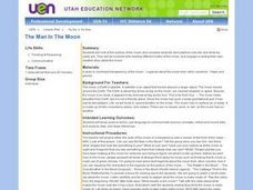 The Man in the Moon Lesson Plan