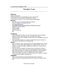 The Merci Train Lesson Plan