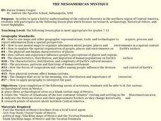 THE MESOAMERICAN MYSTIQUE Lesson Plan