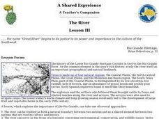 The River Lesson Plan