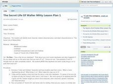The Secret Life Of Walter Mitty Lesson Plan 1 Lesson Plan