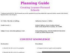 The Sky is Falling!! Lesson Plan