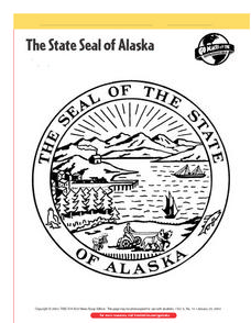 The State Seal of Alaska Lesson Plan