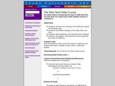 The State Seal Online Lesson Lesson Plan