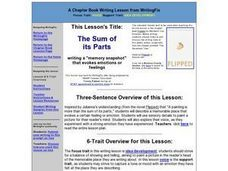 The Sum of its Parts Lesson Plan