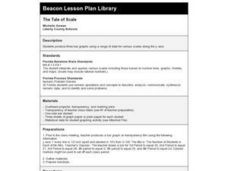 The Tale of Scale Lesson Plan