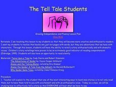 The Tell Tale Students Lesson Plan