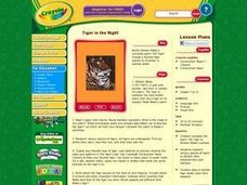The Tiger! Lesson Plan