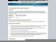 The Transatlantic Slave Trade Lesson Plan