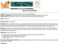 The U.S. Civil War Lesson Plan