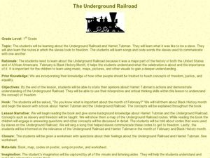 The Underground Railroad Lesson Plan