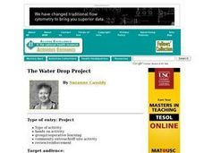The Water Drop Project Activities & Project