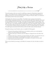 think like a puritan 7th 12th grade worksheet lesson planet. Black Bedroom Furniture Sets. Home Design Ideas