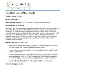 This Little Light of Mine, Part II Lesson Plan