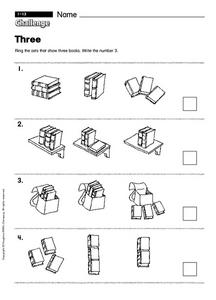 Three: Challenge Worksheet