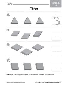Three Worksheet