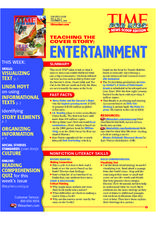 Time for Kids: Entertainment Lesson Plan