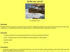To the Sea Lesson Plan
